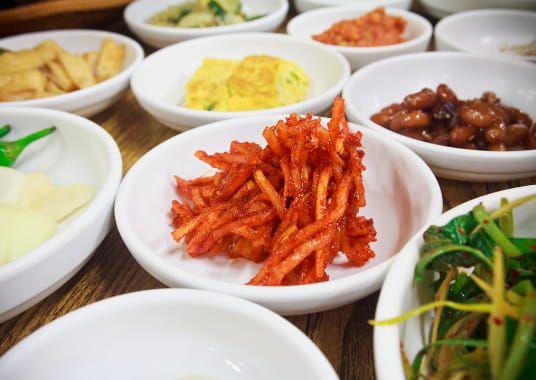 Die Symphonie der koreanischen Küche
