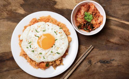 Leckere Arten, um Kimchi zu genießen