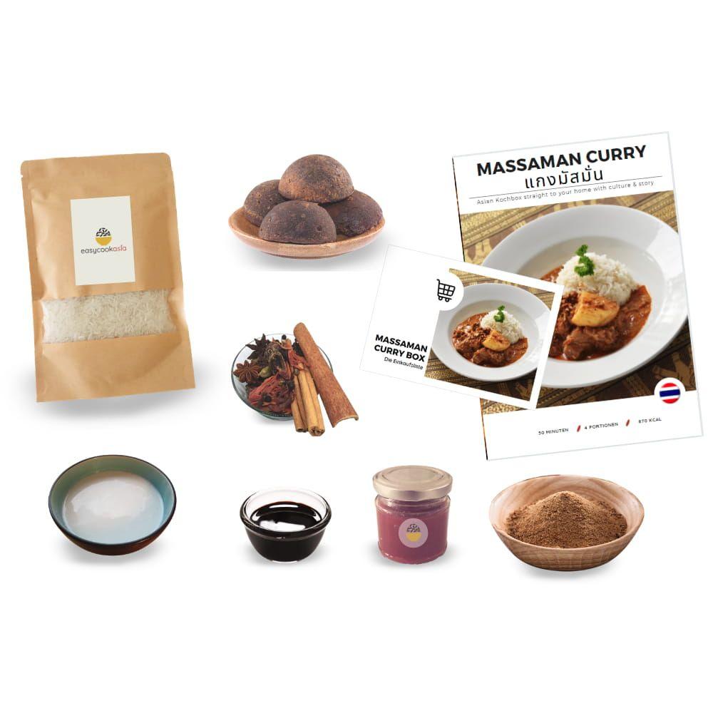 Massaman Curry Box