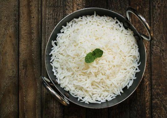 Basmati Reis: Der aromatischste Reis!