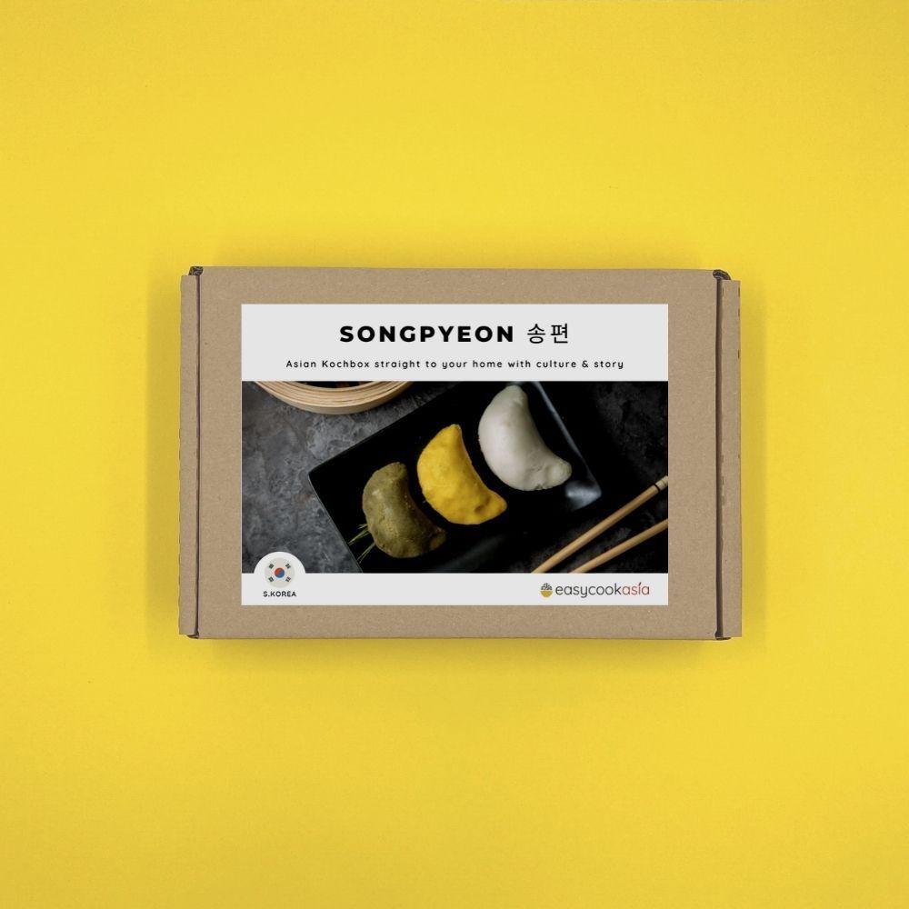 Songpyeon Box
