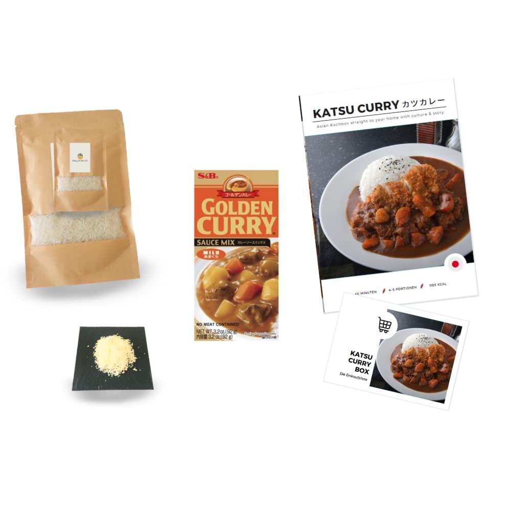 Katsu Curry Box
