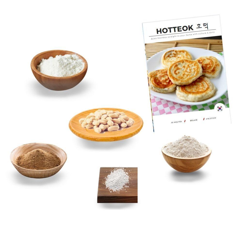 Hotteok Box