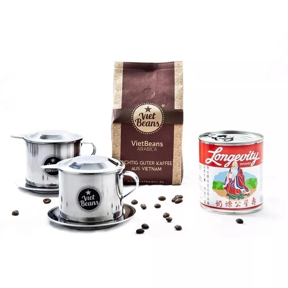 Frühstück zu Zweit Kaffeeset