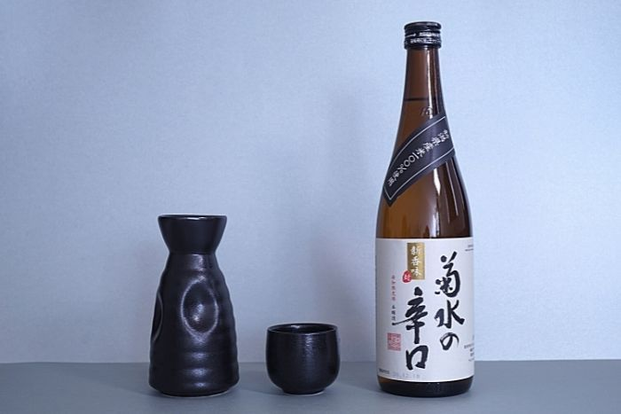 Kikusui Sake