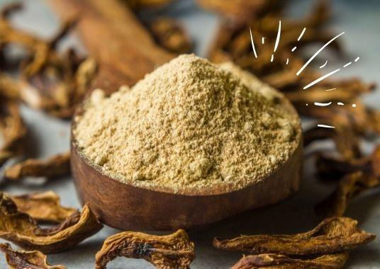 Indisches Kichererbsen-Curry - die perfekte Balance kommt vom getrockneten Mangopulver