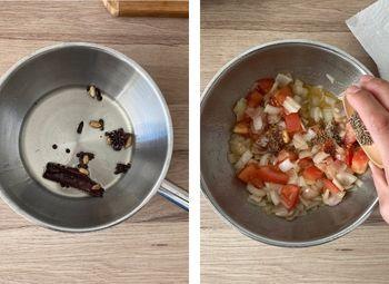 Curry Basis herstellen
