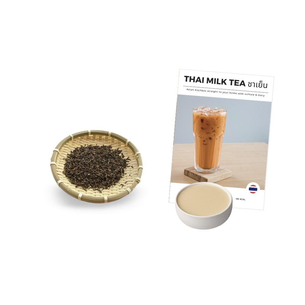 Thai Milk Tea Box