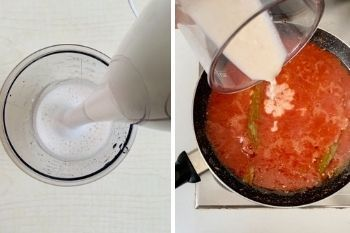Tomatensauce herstellen