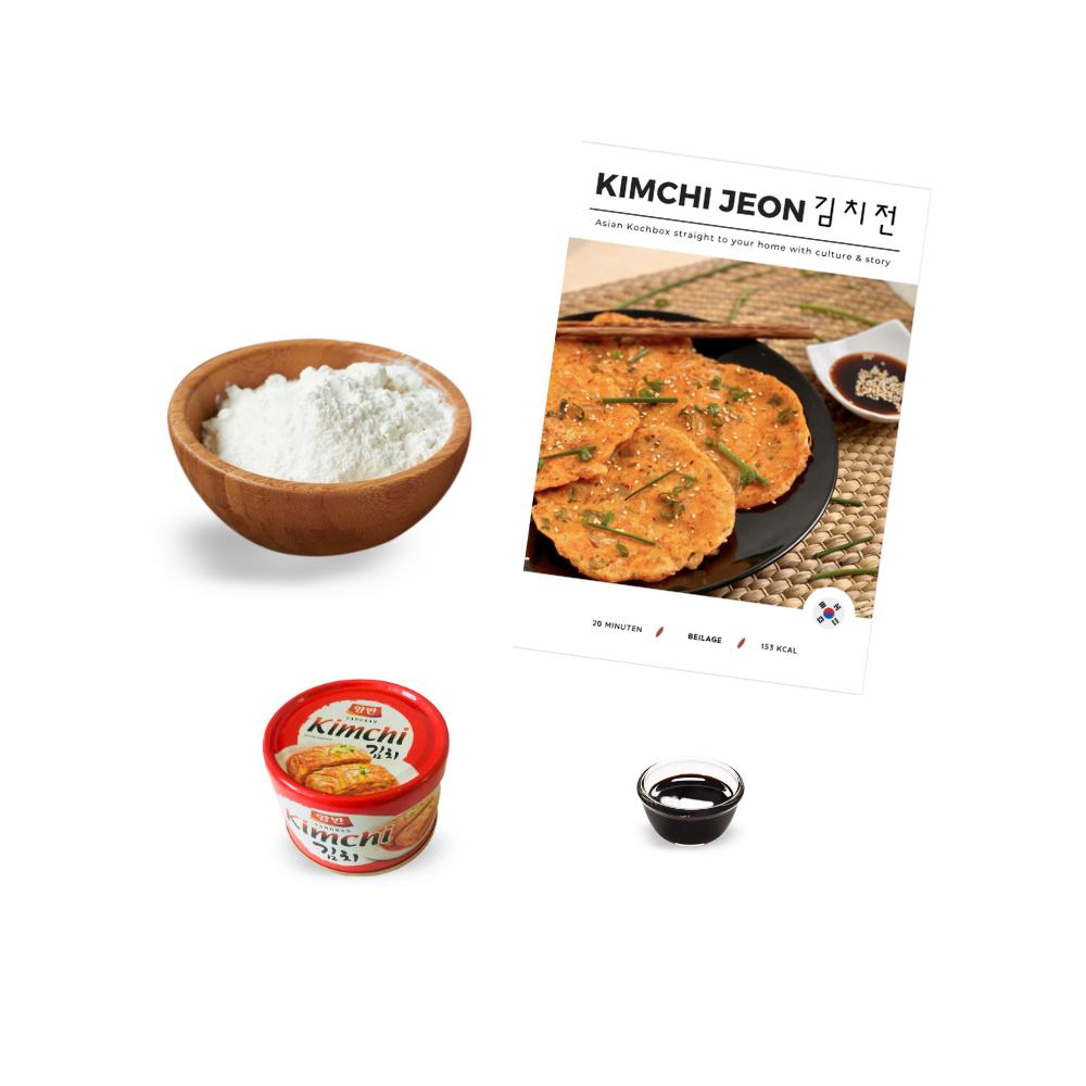Kimchi Jeon Box