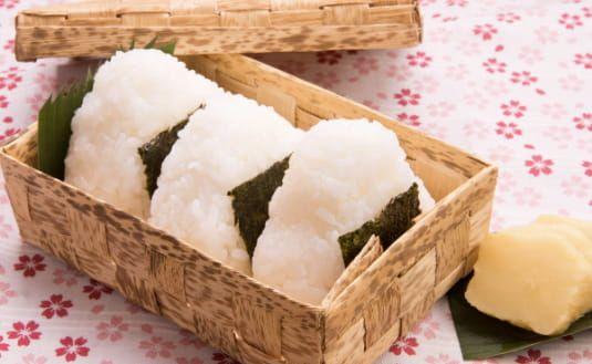 Onigiri: Darf in keinem Picknickkorb fehlen