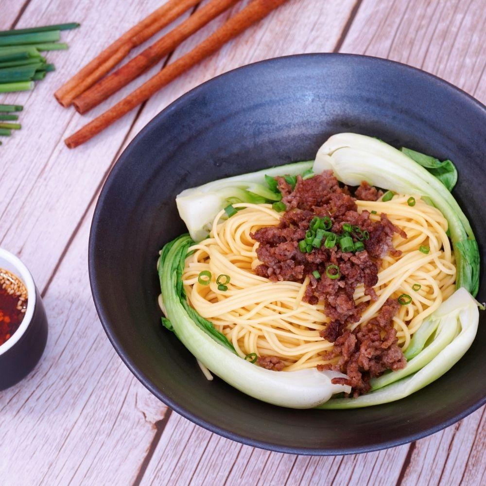 Sichuan Dan Dan Nudeln