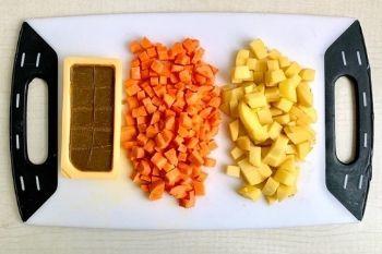 Curry Zubereitung