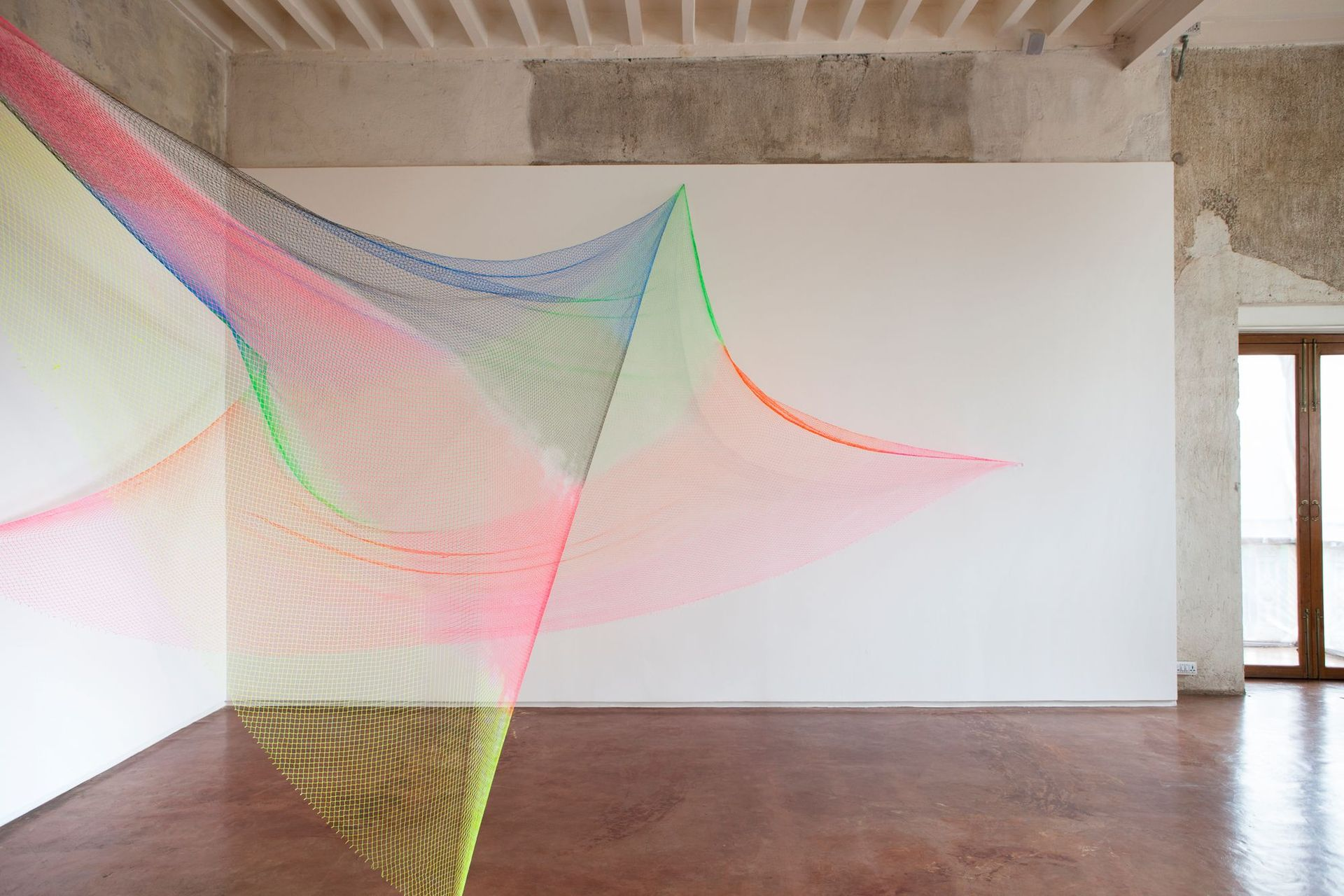 Gallery home- Rana Begum installation view 2019