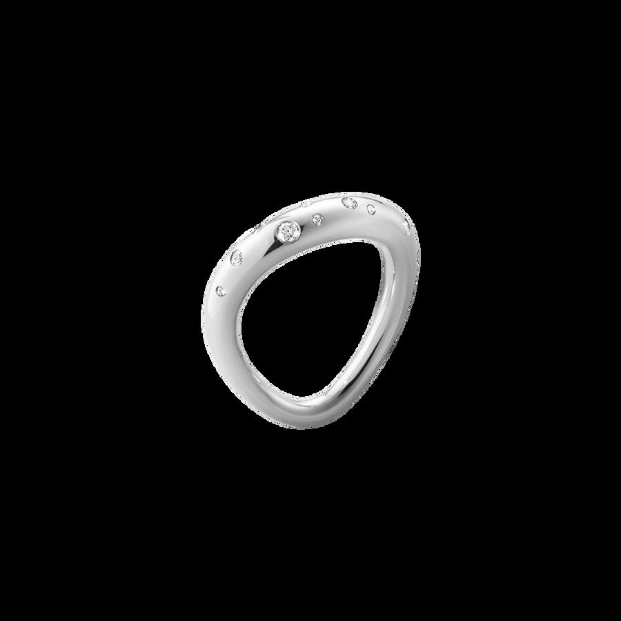 Bilde av Ring, Offspring m/diamanter