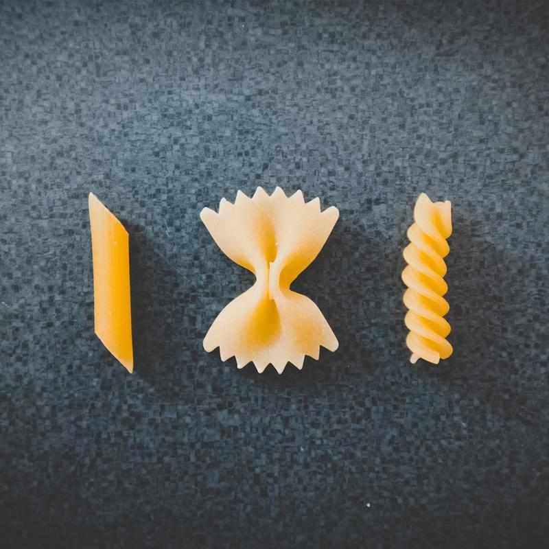 A Simple Guide To Pasta Shapes