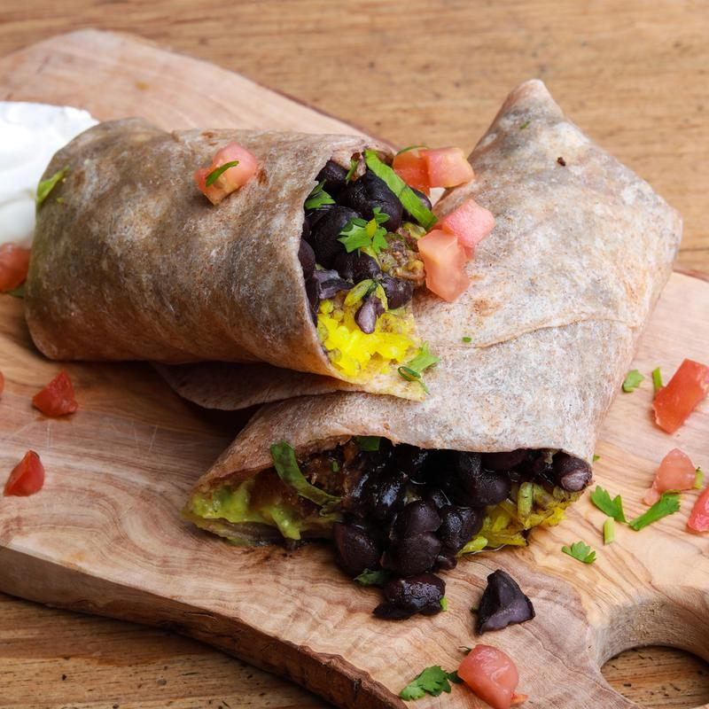 Fresh Ideas for Veggie Wraps