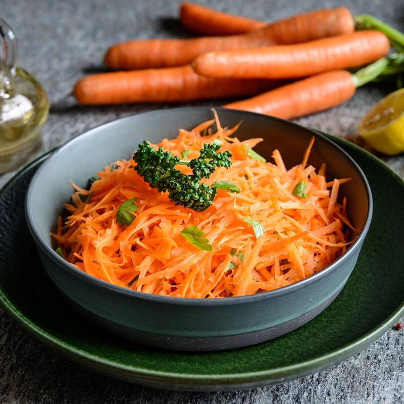 Five Quick & Easy Carrot Salad Mayonnaise Recipes