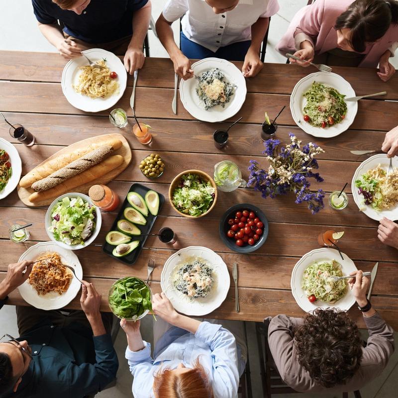 Start Your Own Dinner Club!