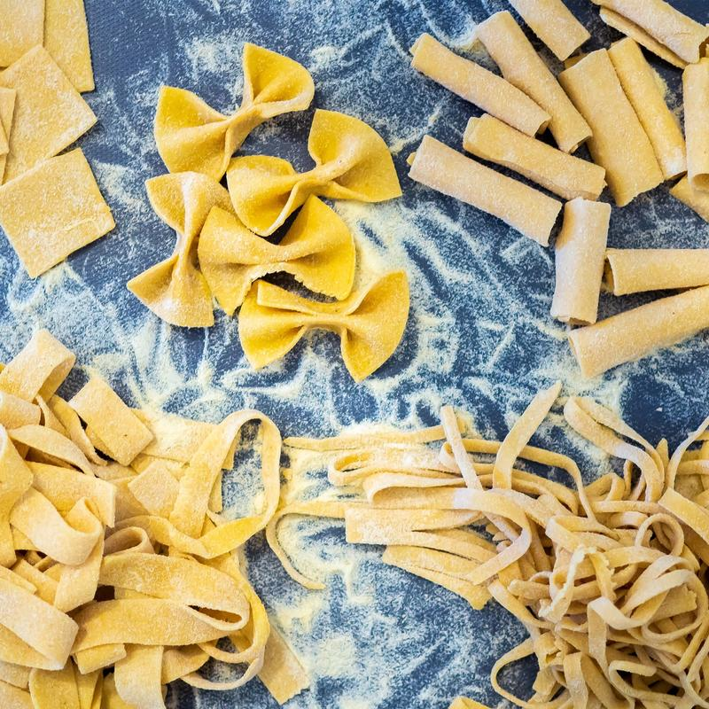 5 Types Of Pasta You Should Know