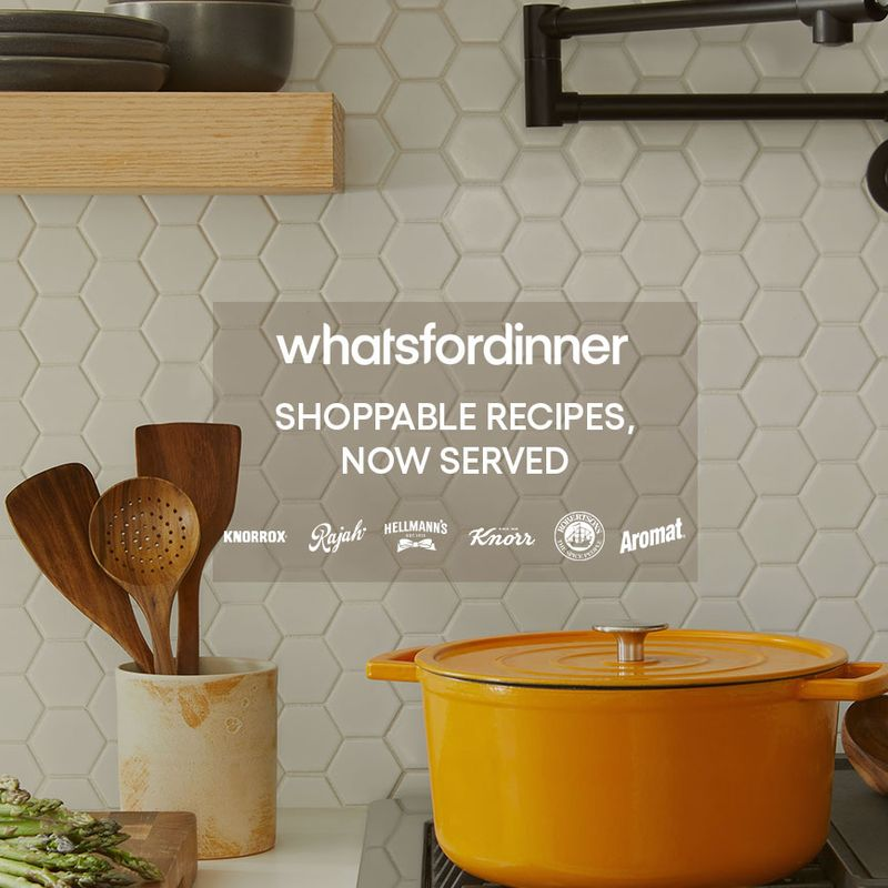 Whip Up Something New: New Shoppable Recipes