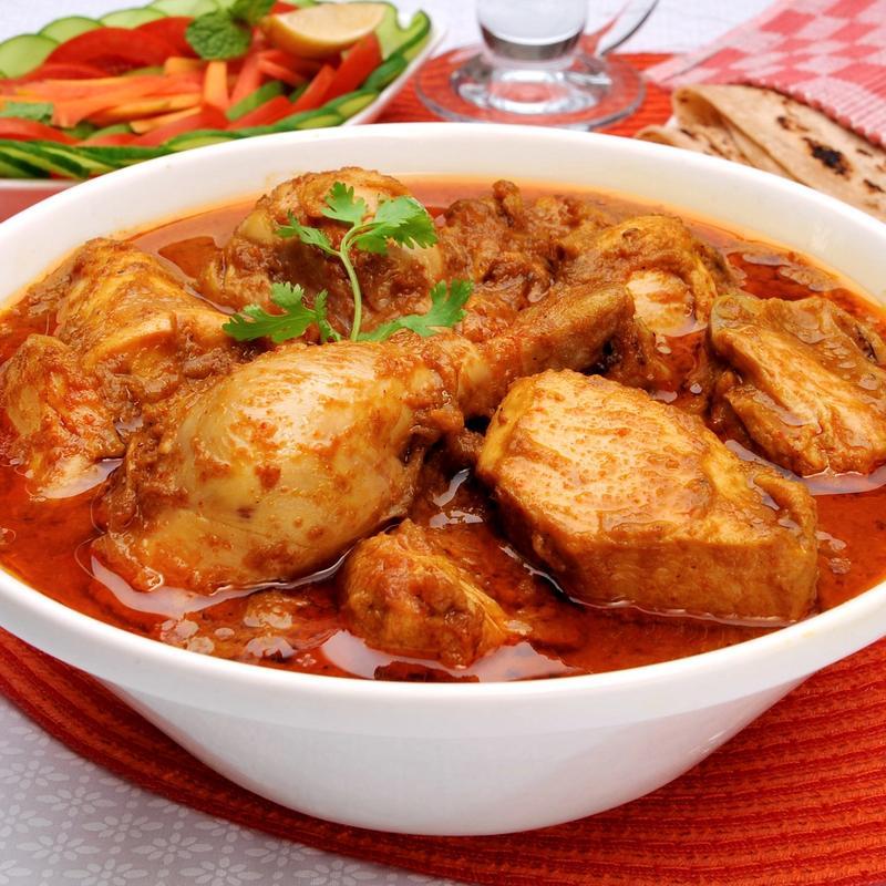 Easy Delicious Durban Chicken Curry Recipe