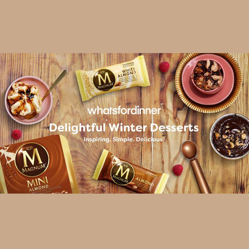 Delightful Winter Desserts