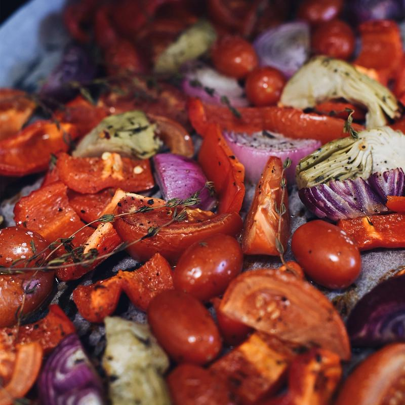 Roast Your Veggies Like a Gourmet