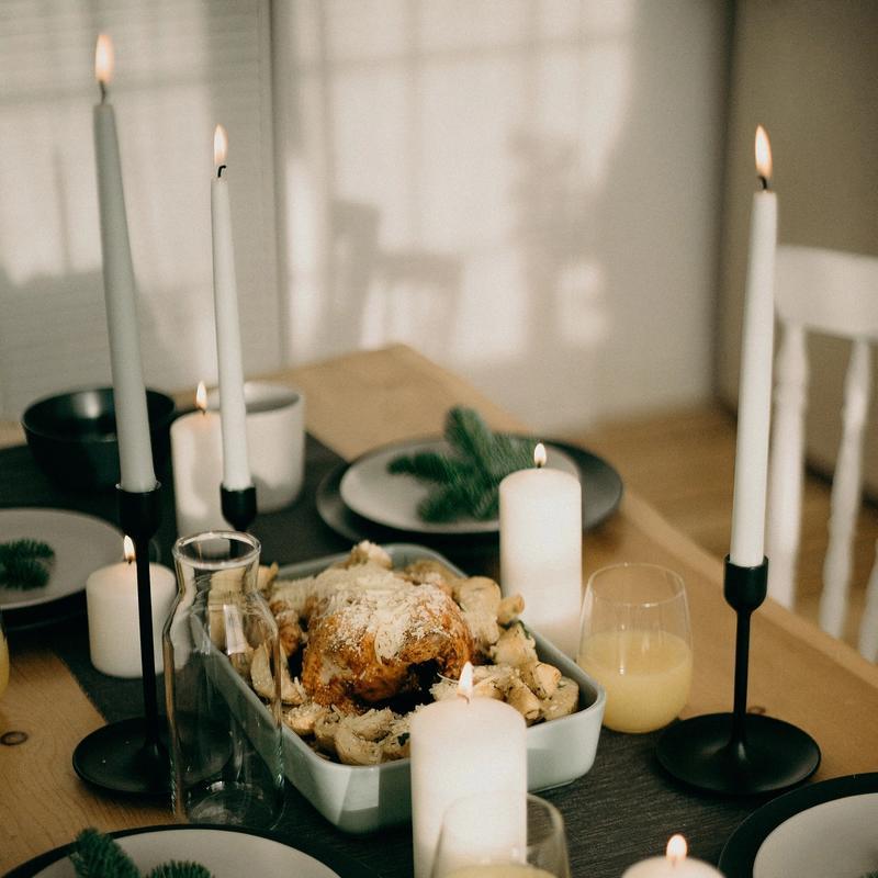 Fresh Ideas for Festive Feasts