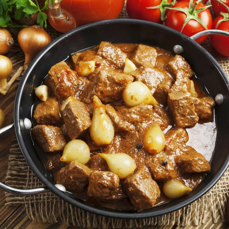 Proudly South African Dishes