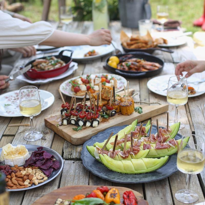 Plan A Sensational Summer Menu