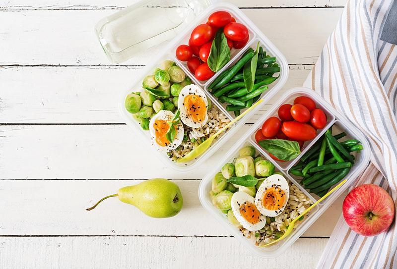 Meal Prep: la nueva tendencia de planificación de tus comidas