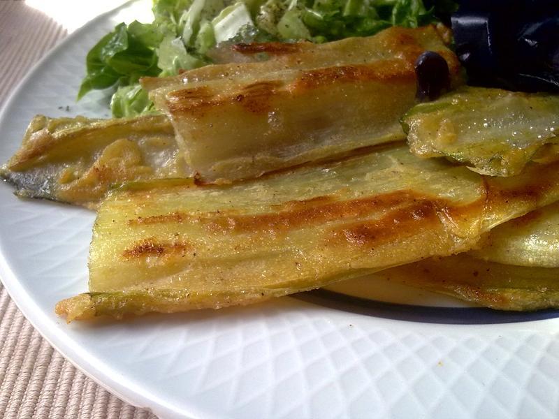 4 formas riquísimas de cocinar pencas de acelga