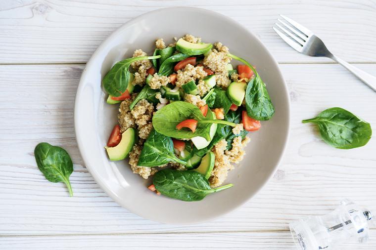 ¿Cómo combinar los alimentos para una alimentación saludable?
