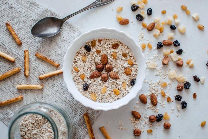 Cómo preparar avena para desayunar como un rey