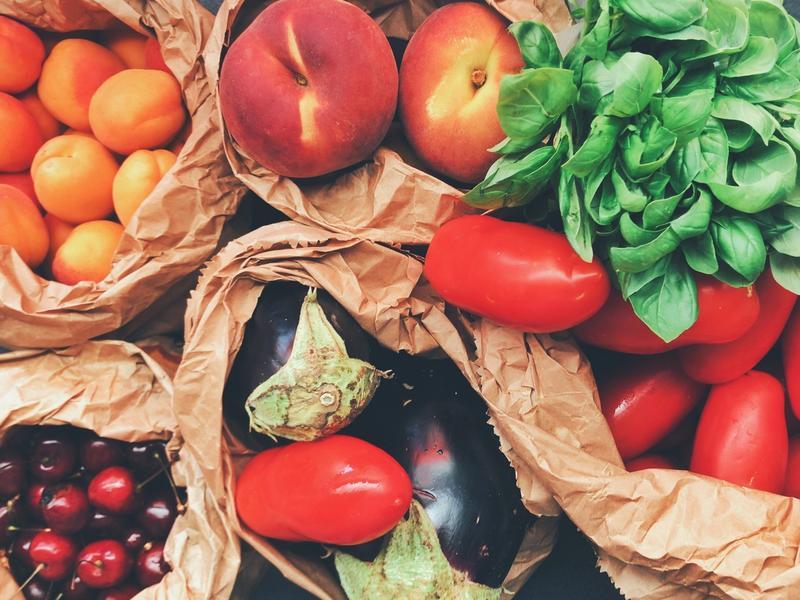 Trucos para conservar las frutas y verduras por más tiempo