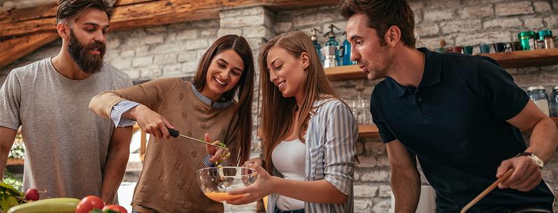 Descubre las más divertidas preparaciones, para cocinar con el parche