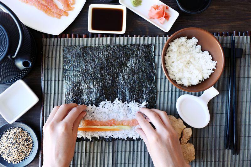 Recorre los sabores de Asia