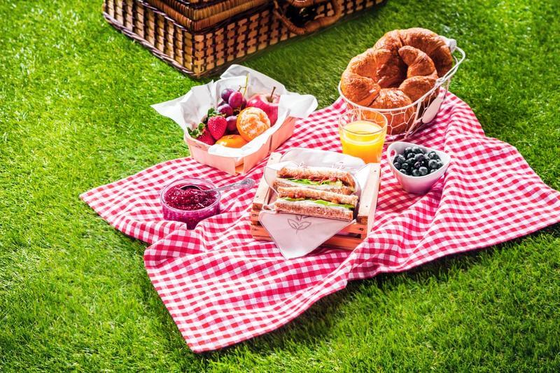 Ideas de comida para un picnic este verano