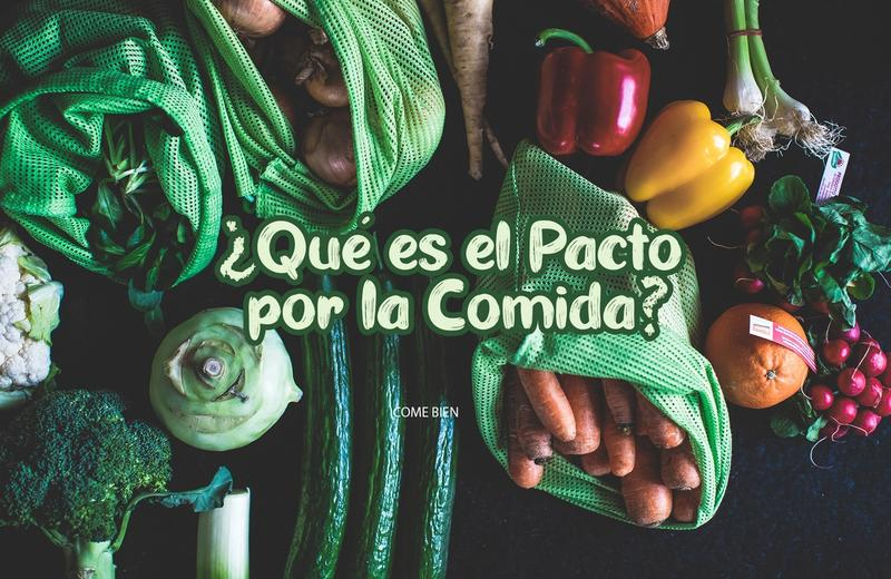 ¿Qué es el Pacto por la Comida?