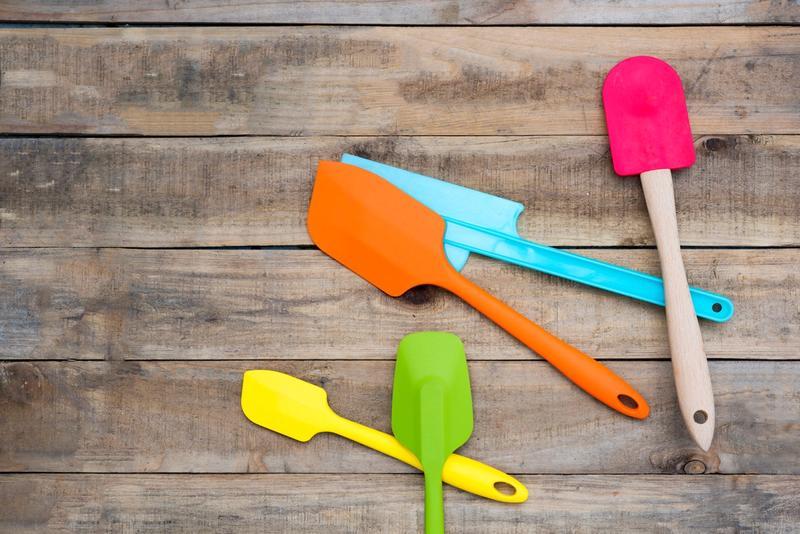 Prós e contras dos utensílios de cozinha de silicone