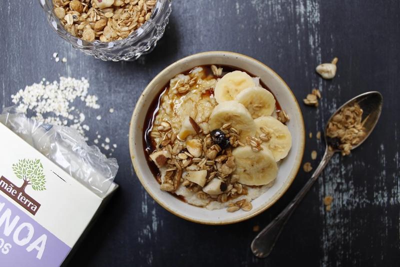 5 receitas matinais saudáveis para começar o dia