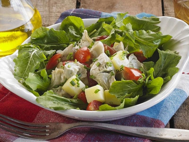 Categoria Saladas