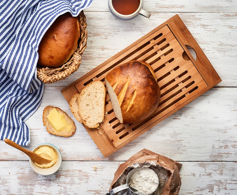 8 receitas de pão caseiro simples para ter no café da manhã