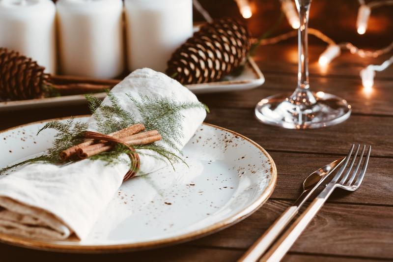 Mesa posta: como decorar a mesa nas festas de fim de ano