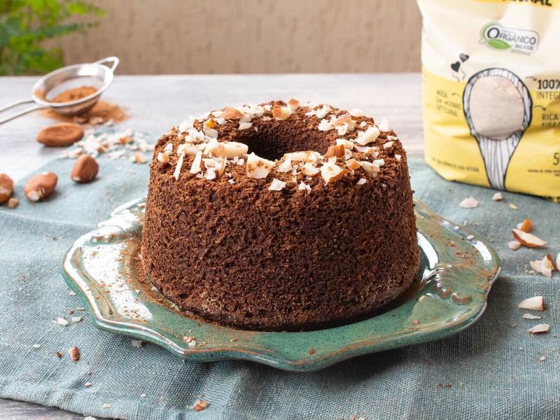 6 receitas de bolos que, acredite se quiser, são mais saudáveis.