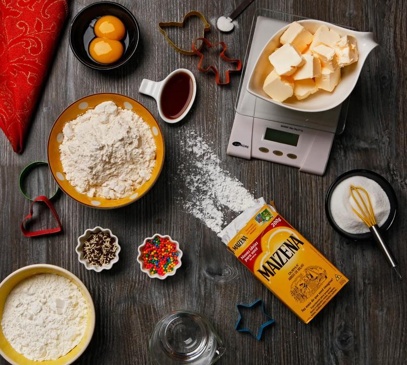 5 ideias lindas e gostosas de biscoitos para fazer lembrancinhas de Natal