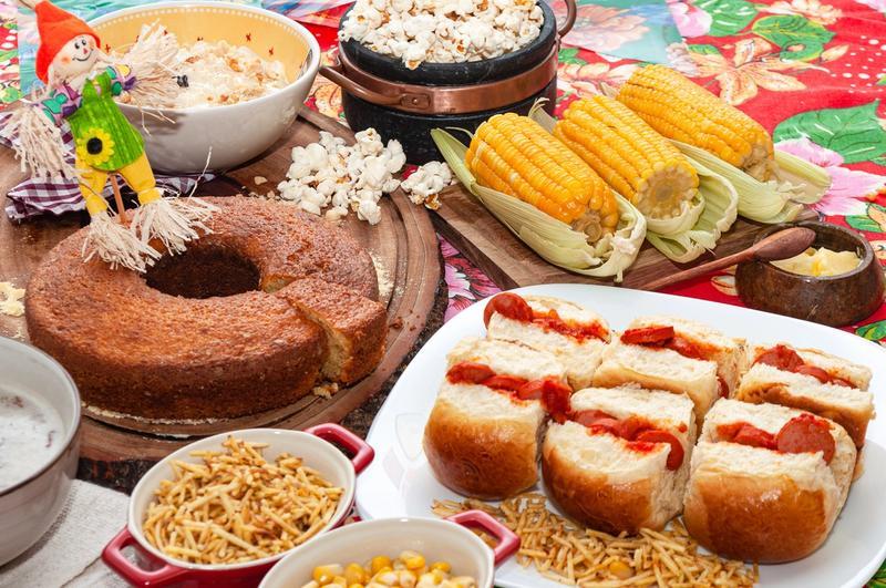 Descubra os pratos típicos de festa junina de cada região do país