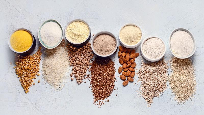 Tipos de farinha sem glúten e dicas para usar em receitas