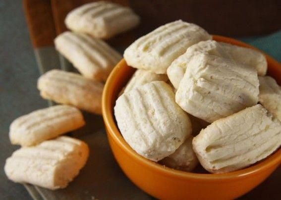 7 receitas de biscoito fáceis para acompanhar um cafezinho